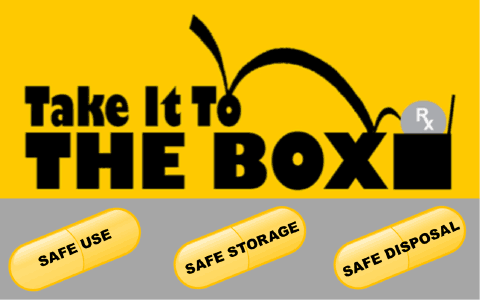 Logo: Take It To The Box